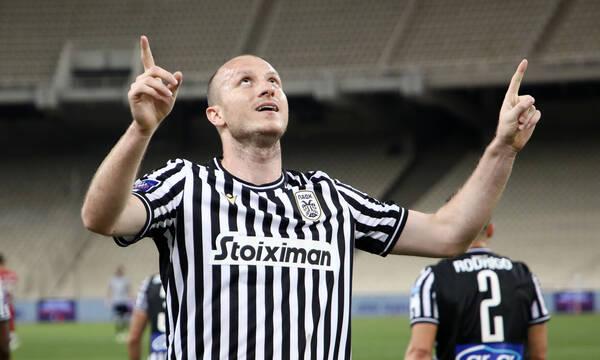 MVP του τελικού ο Κρμέντσικ: «Είπα πως θα φέρω το Κύπελλο στη Θεσσαλονίκη και το έκανα»