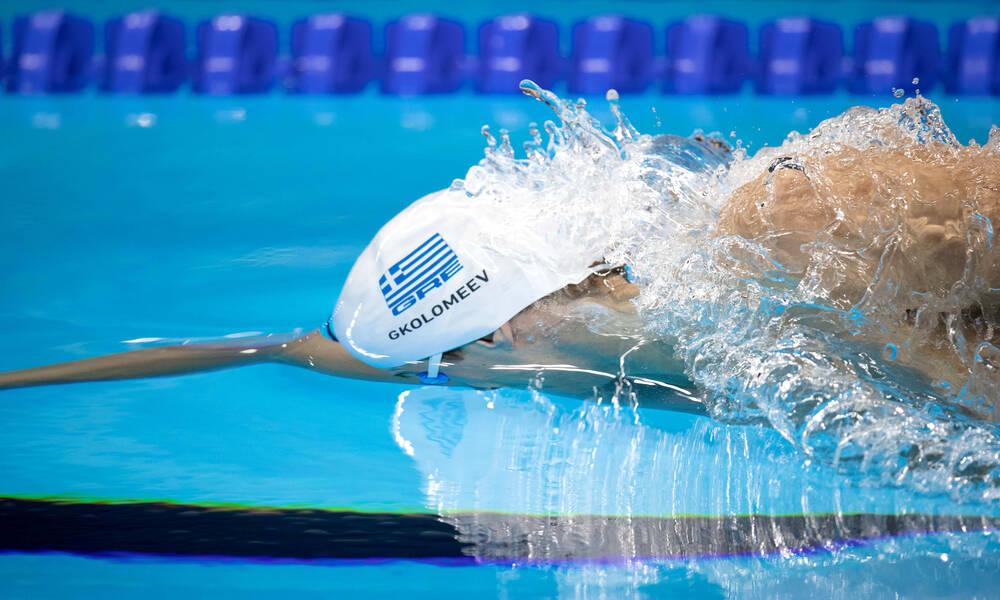Κολύμβηση: Χάλκινος ο Γκολομέεβ στο Ευρωπαϊκό της Βουδαπέστης (video)
