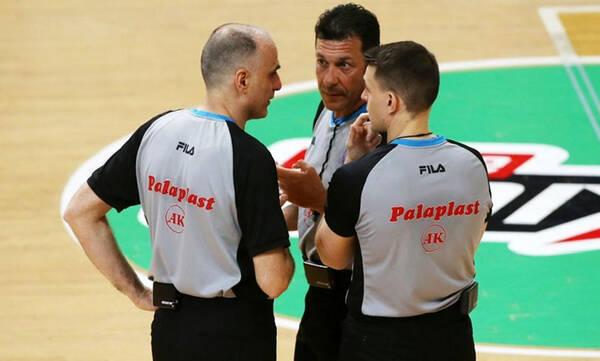 Ο διαιτητής αποφασίζει: «Ή στο ελληνικό πρωτάθλημα ή στην Ευρωλίγκα…»