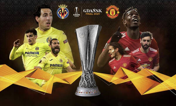 Live Chat ο τελικός του Europa League: Βιγιαρεάλ - Μάντσεστερ Γιουνάιτεντ 1-1 (11-10 στα πέναλτι)