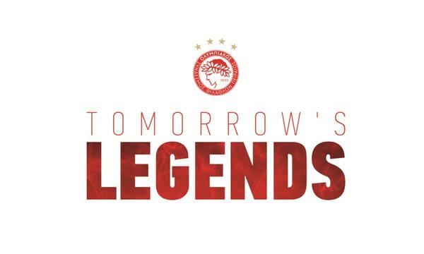 Ολυμπιακός: Το πλάνο της Ακαδημίας για τους «θρύλους του αύριο» (photos)