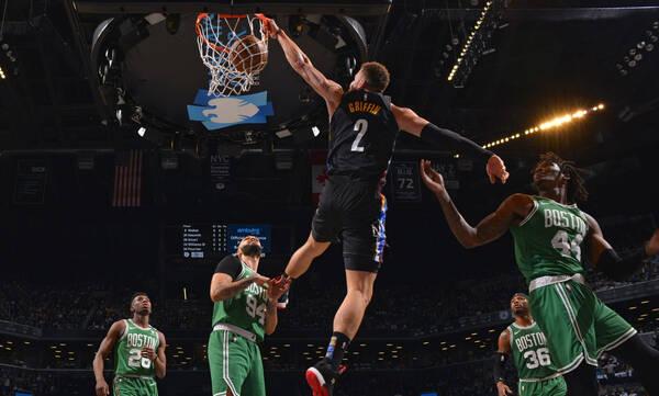 NBA: Νετς στο ρελαντί - Ισοφάριση για Λέικερς (photos+video)