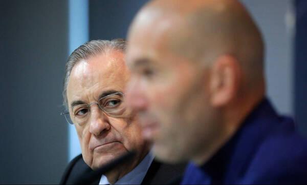 Ρεάλ Μαδρίτης: Ανατροπή στον πάγκο - Όνομα... έκπληξη που αλλάζει τα δεδομένα (photos)