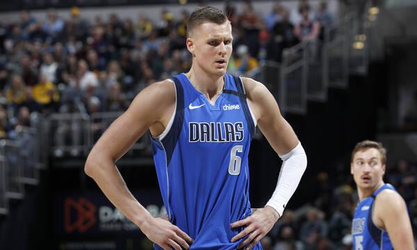 NBA: Πρόστιμα για Πορζίνγκις - Απίθανος ο λόγος (photos)