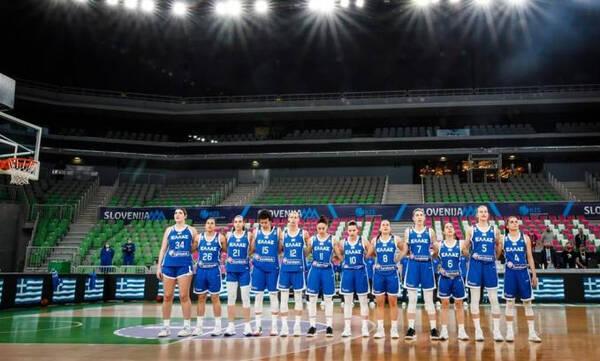 Εθνική μπάσκετ γυναικών: Φιλικά με Ουγγαρία