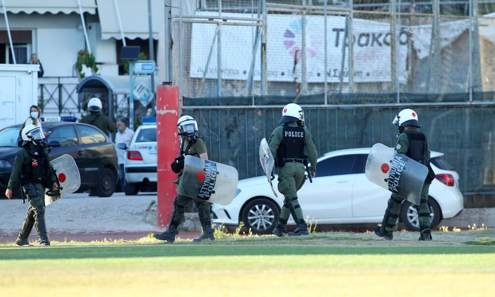 Γ' Εθνική: Ένταση στο Μοσχάτο - Επίθεση στην αποστολή του Πανιωνίου