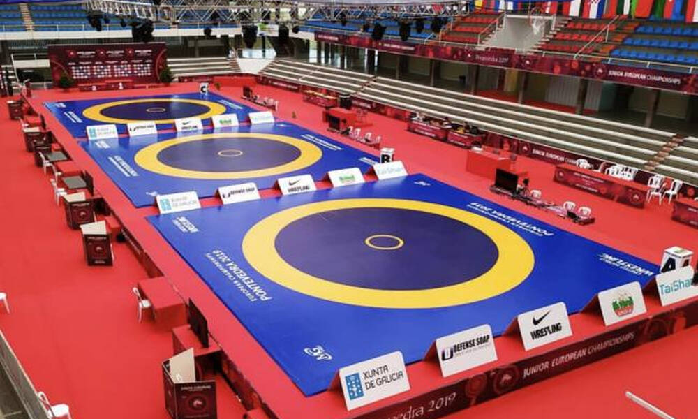 Πάλη: Με 18 αθλητές στο Ευρωπαϊκό πρωτάθλημα U15