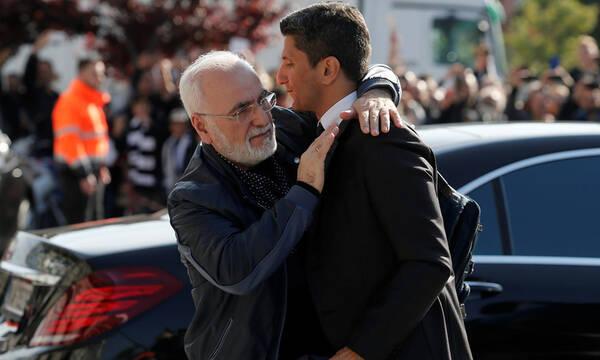 Σαββίδης: «Ευχαριστώ τον Γκαρσία, ο Λουτσέσκου να θωρακίσει τον ΠΑΟΚ»  (photos)