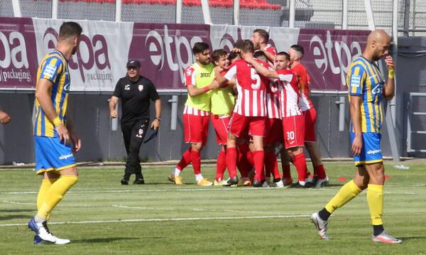Ξάνθη-Παναιτωλικός 2-1: Ανατροπή για Super League (photos+videos)