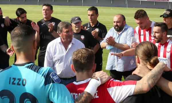 Τεννές: «Άνοδο για την ομάδα που έχει πέσει άδικα» (video)
