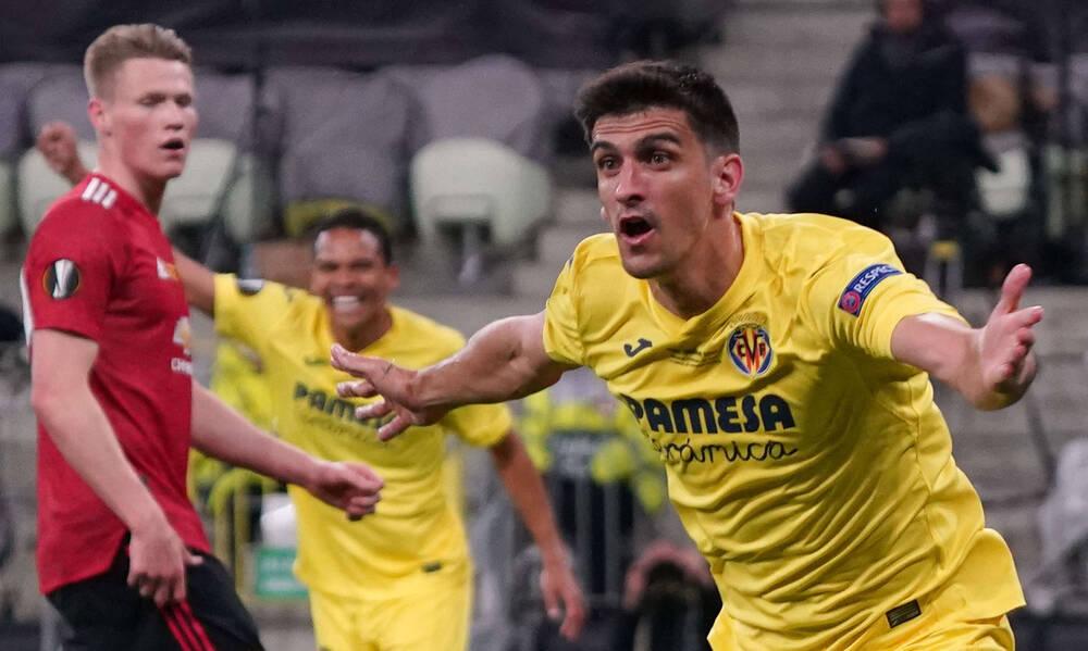 Τελικός Europa League: Μορένο και 1-0 η Βιγιαρεάλ! (Video)