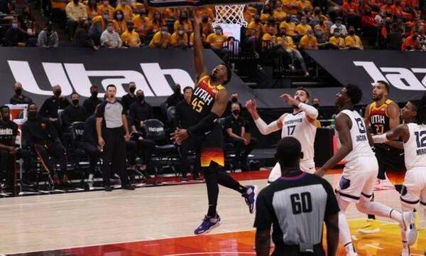 NBA: Με Μίτσελ απάντησαν οι Τζαζ (video+photos)