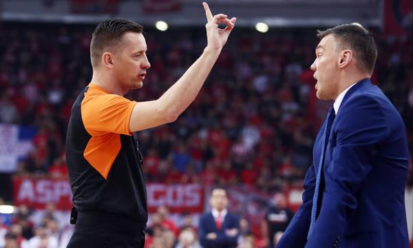 Euroleague: Οι διαιτητές των ημιτελικών του Final-4