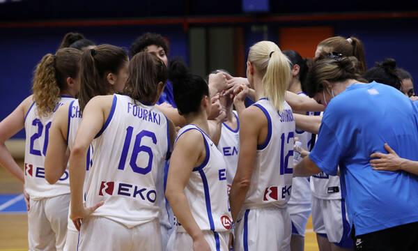 Εθνική Γυναικών μπάσκετ: Φιλική νίκη επί της Ουγγαρίας