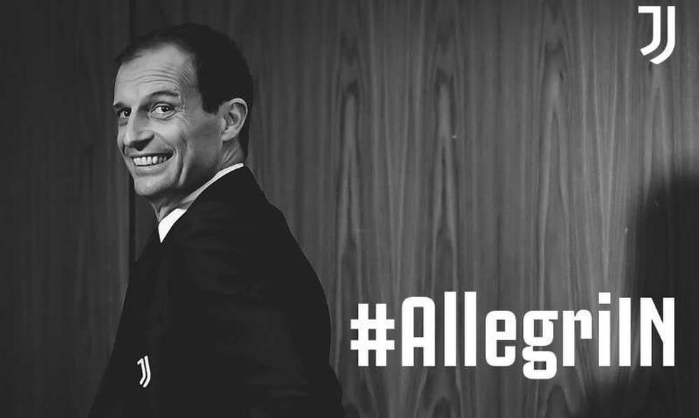 Γιουβέντους: Ανακοινώθηκε ο Αλέγκρι!