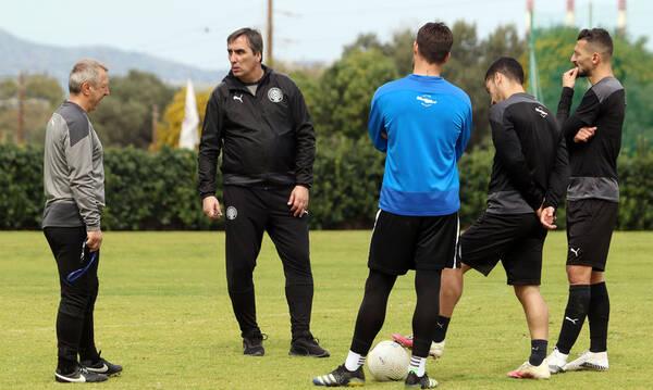 ΟΦΗ: Ξεκίνησαν οι εκκαθαρίσεις στην ομάδα της Κρήτης – Παρελθόν πέντε παίκτες! (photos)