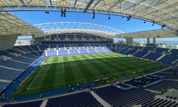 Τελικός Champions League: Οι συνθέσεις του Μάντσεστερ Σίτι - Τσέλσι (photos)