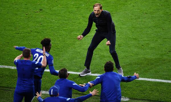 Μάντσεστερ Σίτι-Τσέλσι 0-1: Τρίτη σερί σεζόν σηκώνει το Champions League Γερμανός τεχνικός! (video)