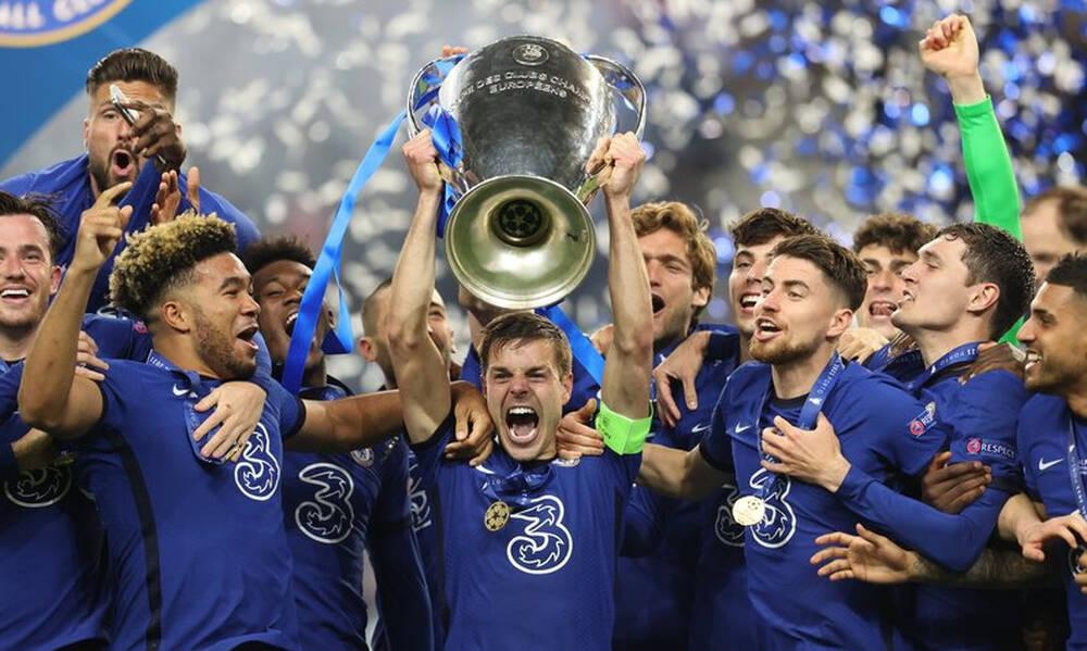 Μάντσεστερ Σίτι-Τσέλσι 0-1: Τα highlights του τελικού του Champions League (video+photos)