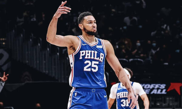 NBA: Ένα βήμα μακριά από την «σκούπα» οι Σίξερς, ισοφάρισαν οι Μπλέιζερς, προβάδισμα για τους Τζαζ