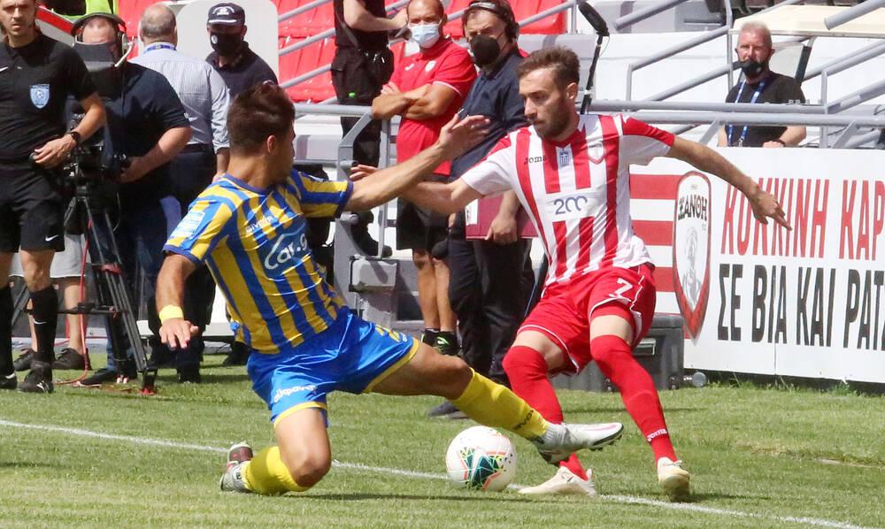 Live Chat Παναιτωλικός-Ξάνθη 1-0 (τελικό)