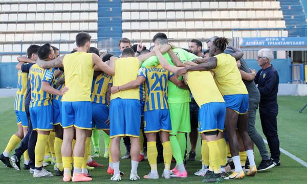 Παναιτωλικός-Ξάνθη 1-0: Ο Βέργος κράτησε τους Αγρινιώτες στη Super League! (video+photos)