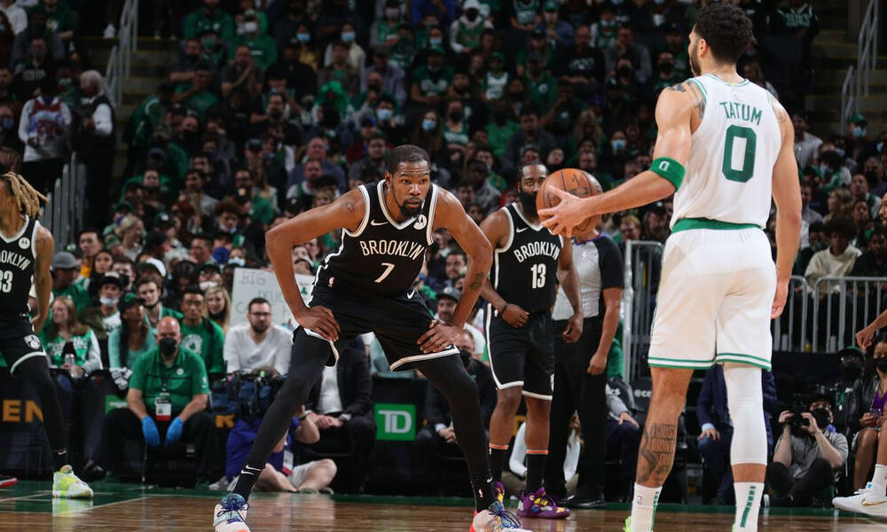 NBA: Τρομακτικοί Νετς (video+photos)