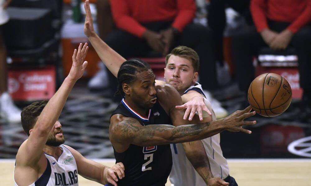 NBA: Ισοφάρισαν οι Κλίπερς με... πάρτι (video+photos)