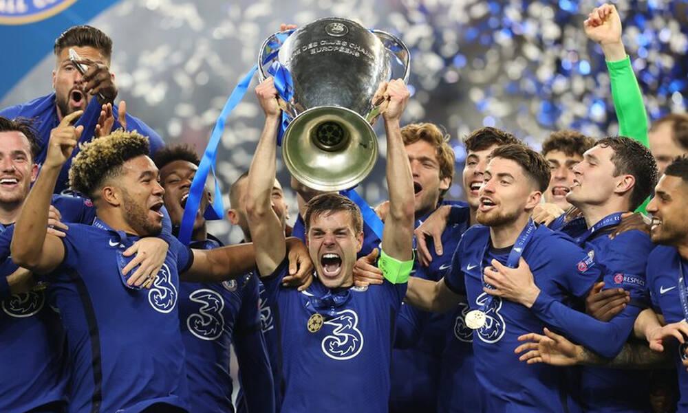 Champions League: Αυτή είναι η καλύτερη 23άδα – Σάρωσε  η Τσέλσι! (video+photos)