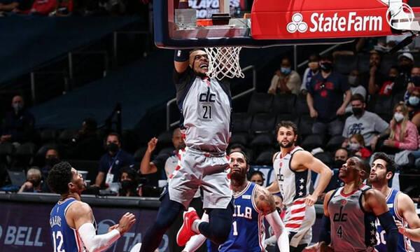 NBA: Μείωσαν οι Ουίζαρντς - Ακόμα πιο κοντά οι Τζαζ (video)