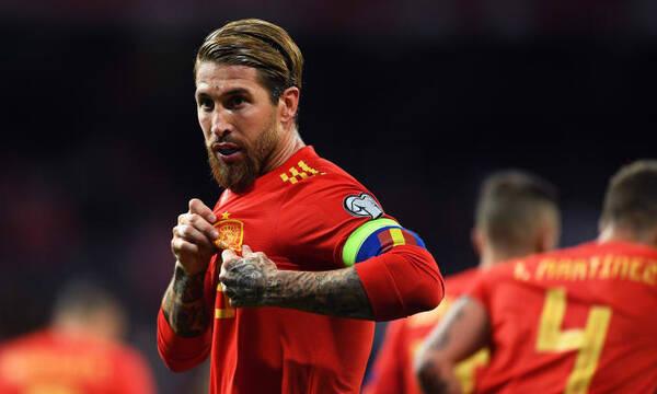 Euro 2020: Οριστικά χωρίς Ράμος η αποστολή της Εθνικής Ισπανίας
