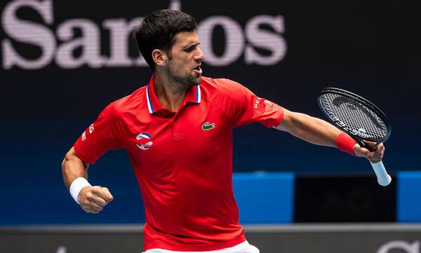 Roland Garros: Στηρίζει Οσάκα ο Τζόκοβιτς