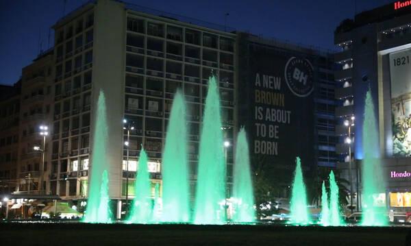 Παναθηναϊκός: Στα πράσινα η Ομόνοια - Τα μηνύματα Μπακογιάννη και Σεϊταρίδη! (video+photos)