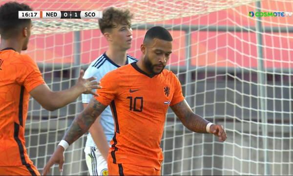Euro 2020: Ματσάρα το Ολλανδία-Σκωτία - Φιλική νίκη για τη Γεωργία, αντίπαλο της Ελλάδας (video)