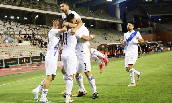 Βέλγιο-Ελλάδα 1-1: Έλληνες… διάβολοι στις Βρυξέλλες (photos+videos)