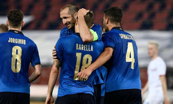 Euro 2020: Η Ιταλία… σκόρπισε την Τσεχία του Κρμέντσικ! (Videos+Photos)