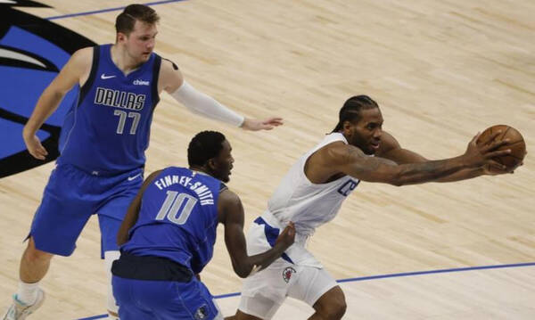 NBA: «Ζωντανοί» οι Κλίπερς με Λέοναρντ (video+photos)