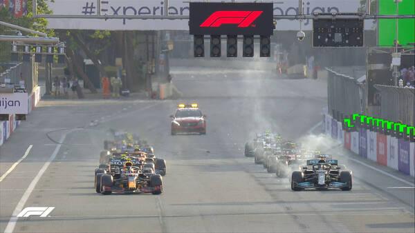 F1: Μυθική γκάφα του Χάμιλτον - Έφυγε σε λάθος στροφή (video+photos)