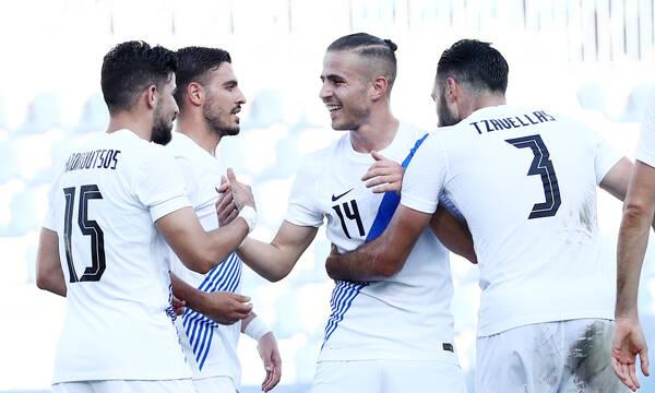 Νορβηγία-Ελλάδα: Πάρτι η Εθνική και 0-2 με το παρθενικό γκολ του Ανδρούτσου! (video)