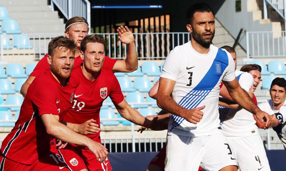 Νορβηγία-Ελλάδα: Μείωσαν 1-2 με τον Στράντμπεργκ οι Σκανδιναβοί (video)