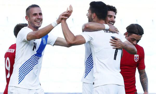 Νορβηγία-Ελλάδα 1-2: Τα highlights της φιλικής νίκης (video+photos)