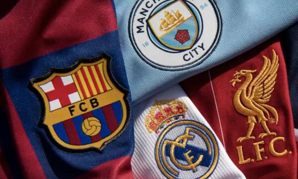 European Super League: Ατιμώρητοι οι σύλλογοι που συμμετείχαν στο… πραξικόπημα