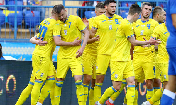 Έμεινε με δέκα και γνώρισε τη συντριβή η Κύπρος στην Ουκρανία - Μαγικό γκολ για το 3-0 (videos)