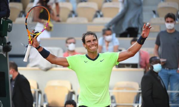 Roland Garros: Περίπατο ο «Βασιλιάς» Ναδάλ – Πέμπτη σερί φορά στα προημιτελικά! (video)