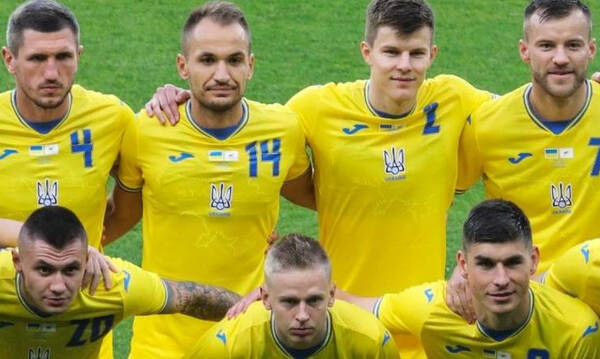 Euro 2020: Στα μαχαίρια ξανά Ρωσία και Ουκρανία για τη φανέλα με την Κριμαία! (video+photos)