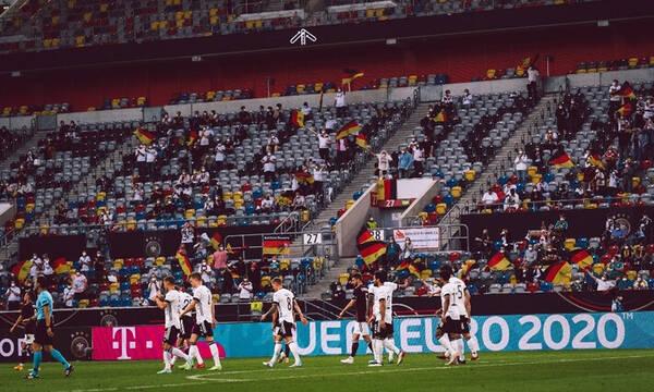 Euro 2020: Διαστημική Γερμανία, έριξε επτάρα πριν το ντέρμπι με τη Γαλλία! (video)