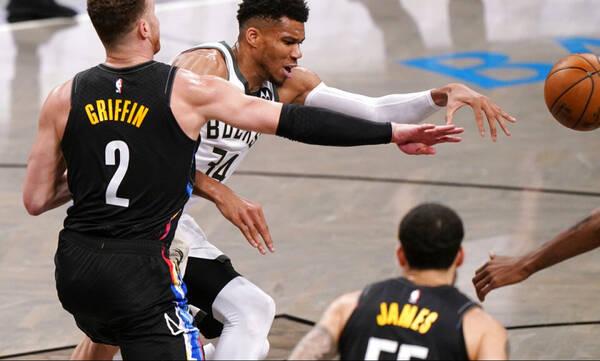 NBA: Δεν απογοητεύεται ο Αντετοκούνμπο - «Να σταματήσουμε τον Ντουράντ»