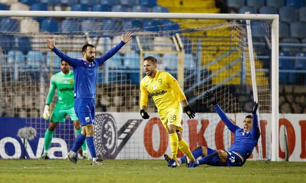 Super League: Η «ζωγραφιά» του Αραμπούλι το καλύτερο γκολ της Regular Season