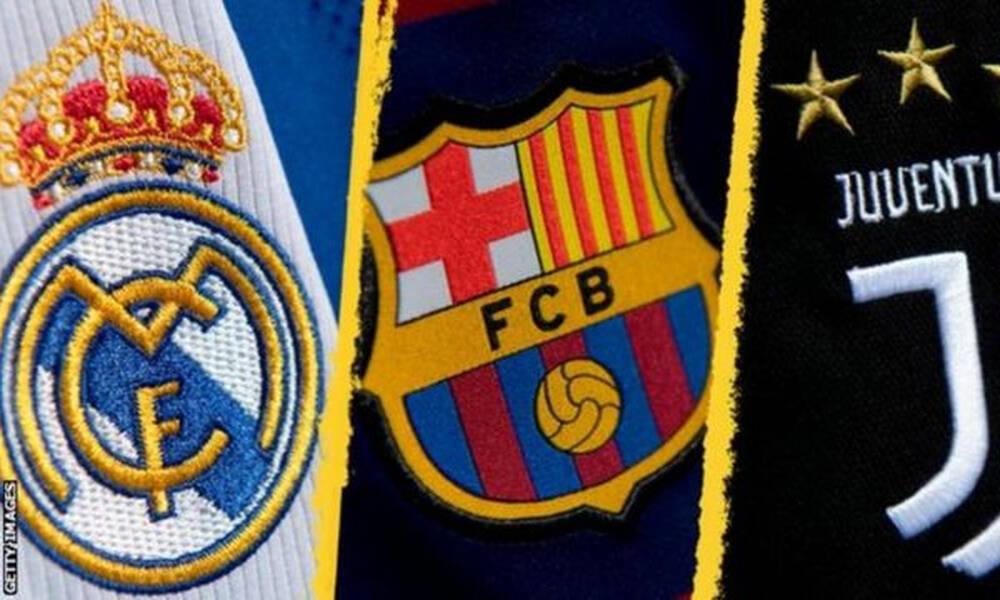UEFA: Η εβδομάδα της κρίσης και η προθεσμία για τις κυρώσεις στους «επαναστάτες» της ESL