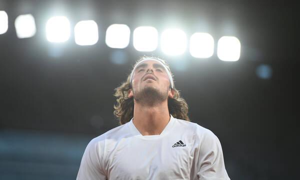 LIVE ο προημιτελικός Τσιτσιπάς - Μεντβέντεφ στο Roland Garros (video)